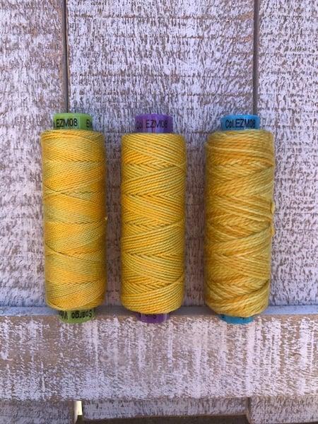 Image of Eleganza Perle Cotton EZM 08 Solar Yellow
