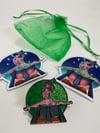 Cauldron Pin, Magnet & Sticker set