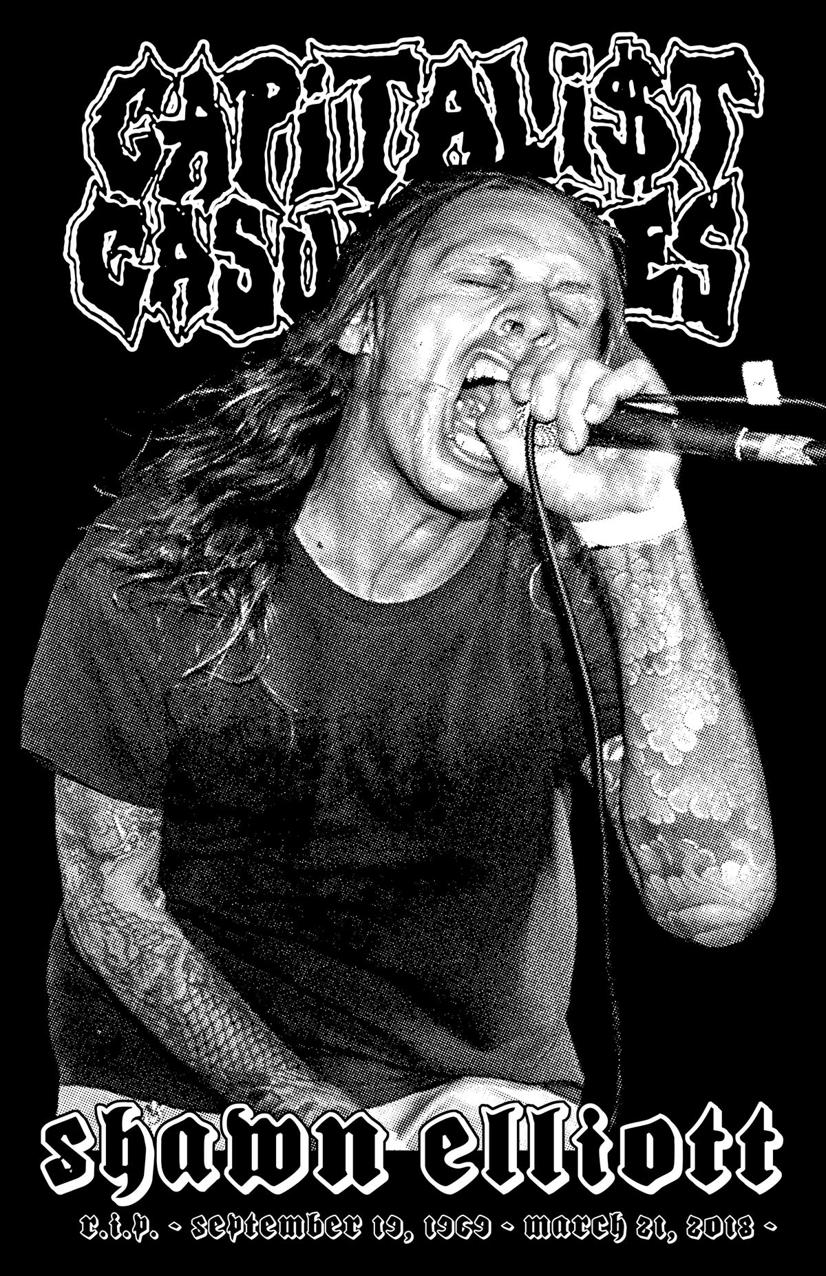 Image of A Tribute To Capitalist Casualties: West Coast Power Violence LP