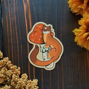 mustelid sticker grab bag #2