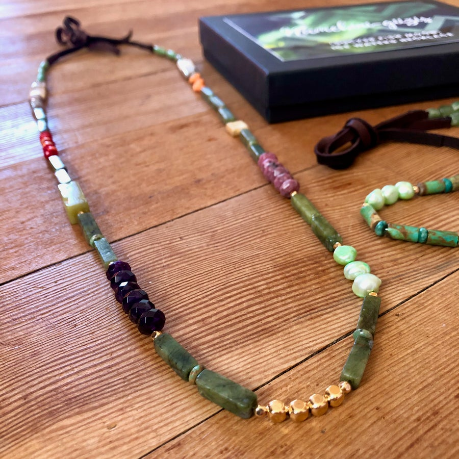 Image of Ice Waters Necklace