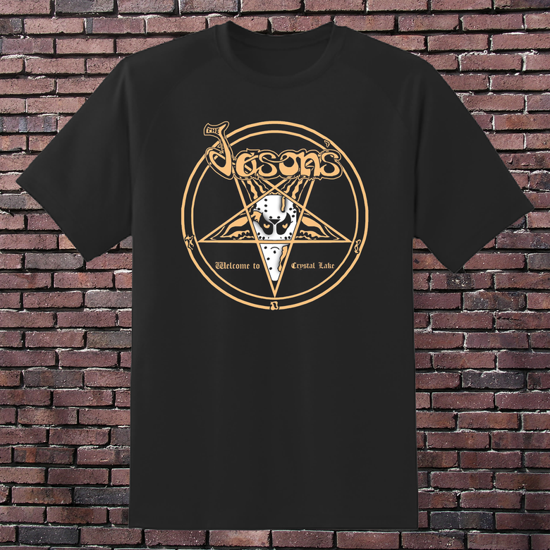 Image of Welcome to Crystal Lake T-Shirt (PRE-ORDER)