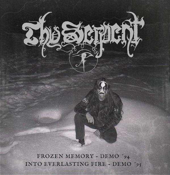 THY SERPENT -Frozen Memory / Into Everlasting Fire- DIGI-CD