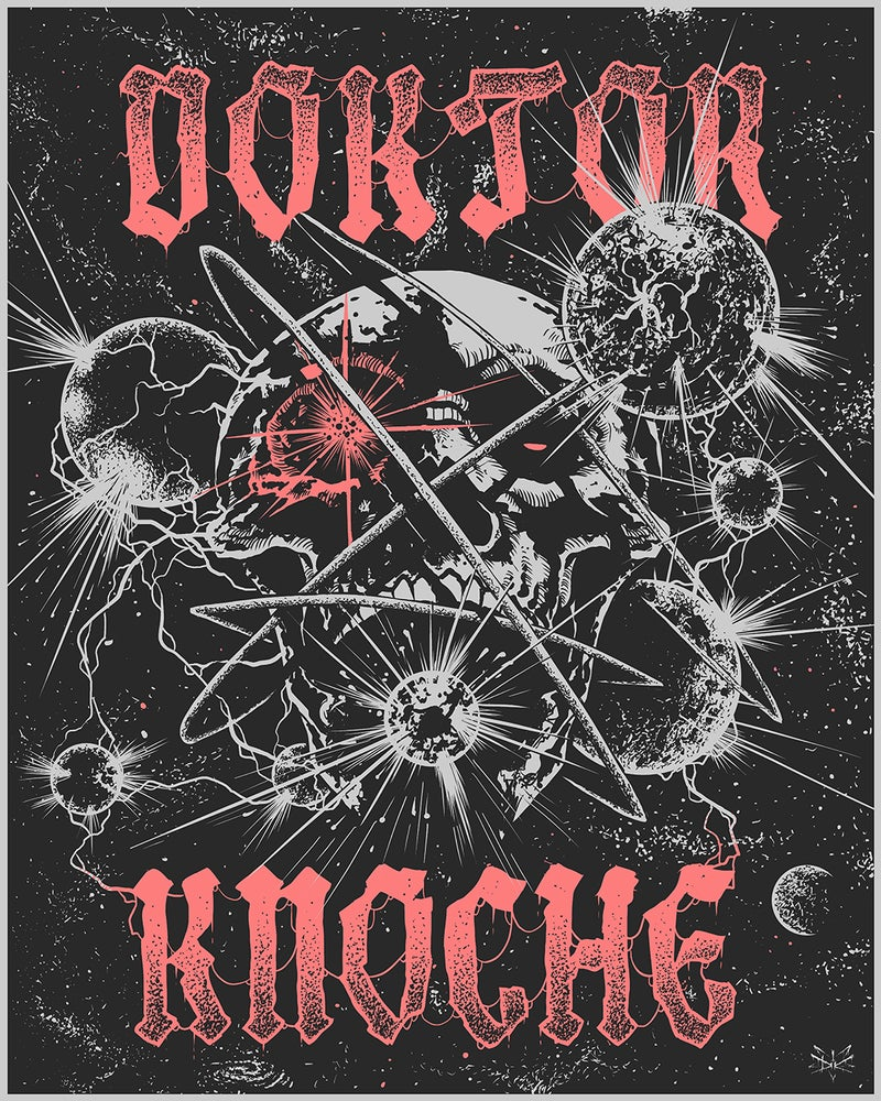 Image of Dr.Knoche - Art Print