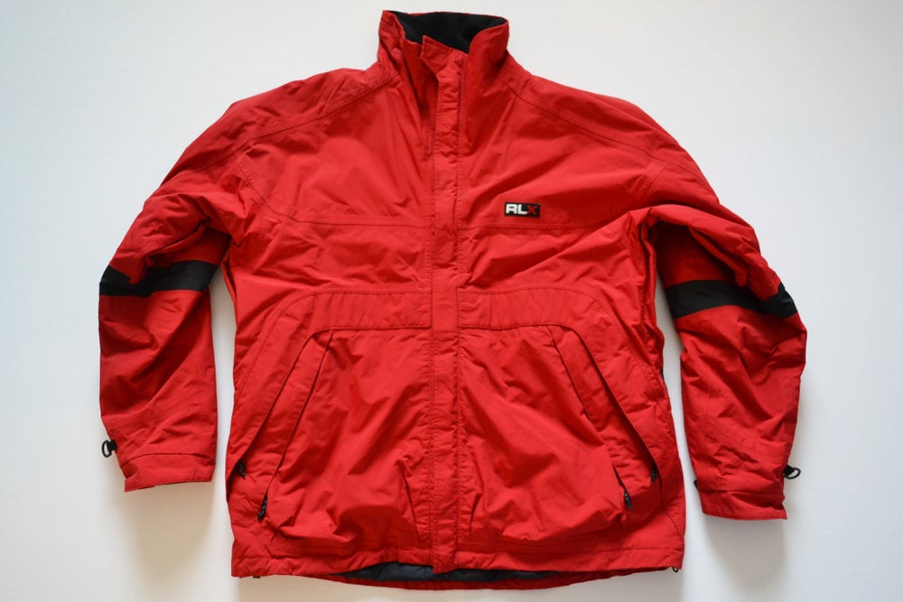 Image of Vintage 1990's Ralph Lauren Polo Sport RLX Winter Jacket Sz.L
