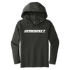 Prospect Youth Tri-Blend Long-Sleeve Hoodie