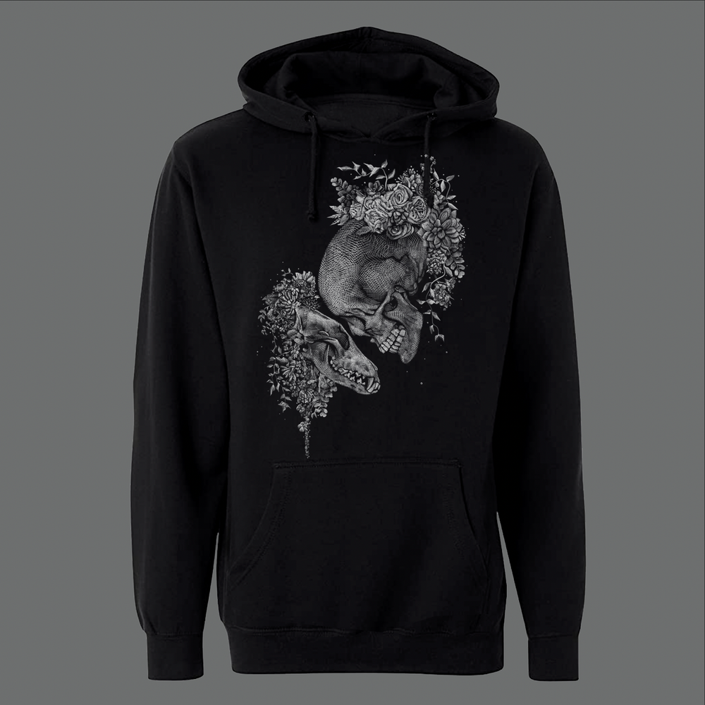 Image of 'Beloved Companion' - Unisex Fleece Hoodie Preorder
