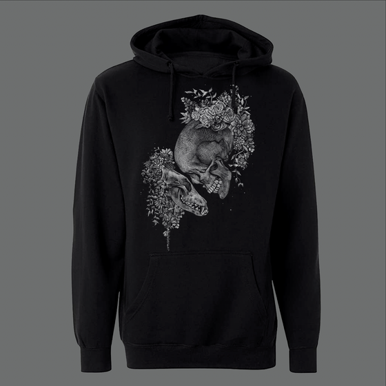 Image of 'Beloved Companion' - Unisex Fleece Hoodie Preorder