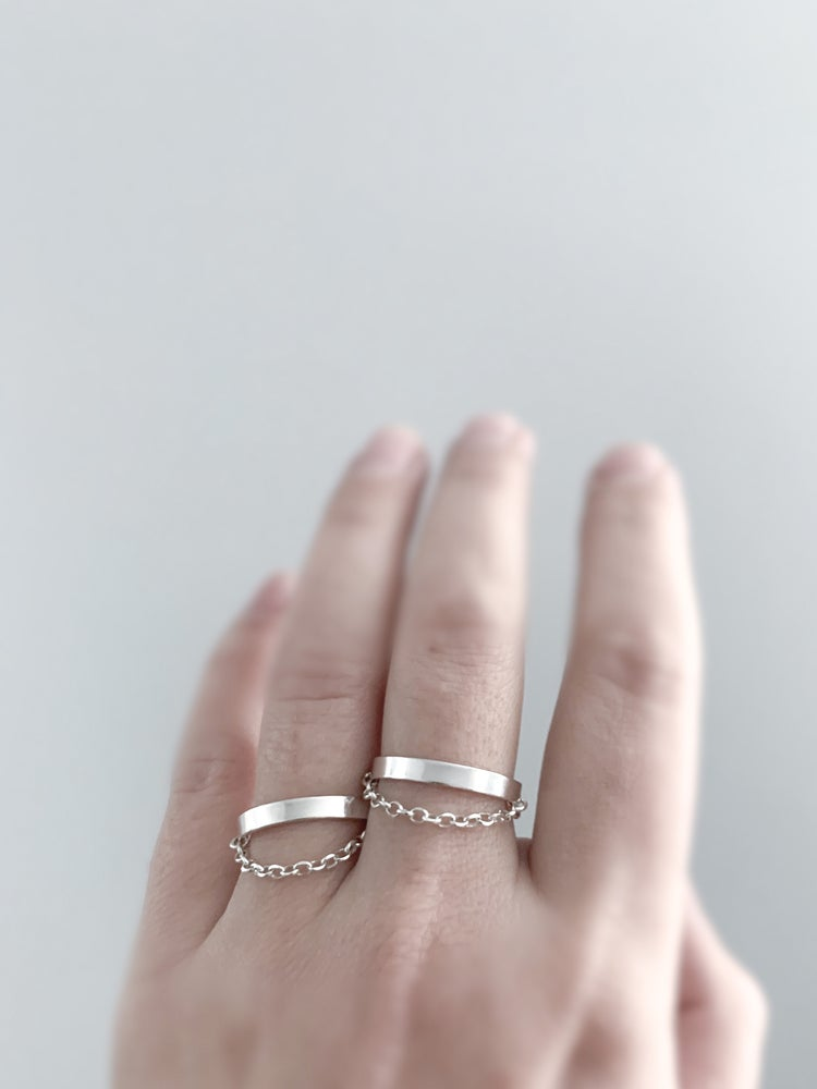 Image of Serafina Ring in Sterling Silver