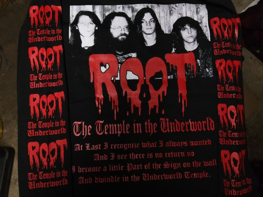 ROOT The Temple in the Underworld Long Sleeve *imported*