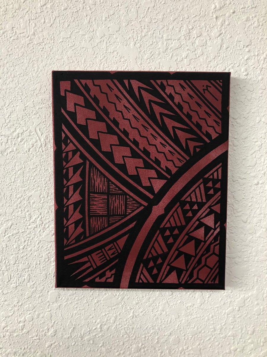 Image of Custom Canvas #34