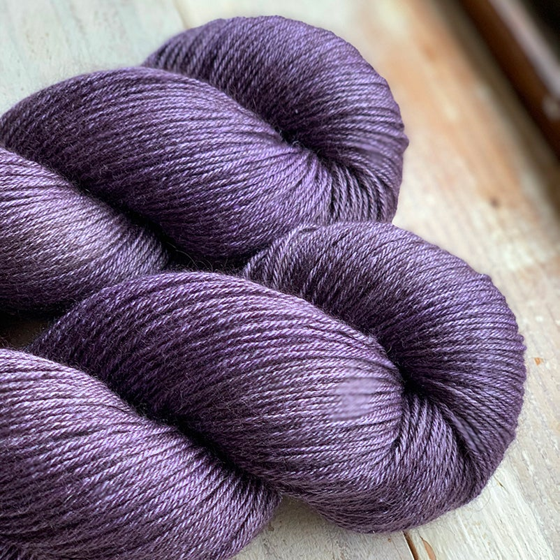 Image of Base Equinoxe violet aubergine