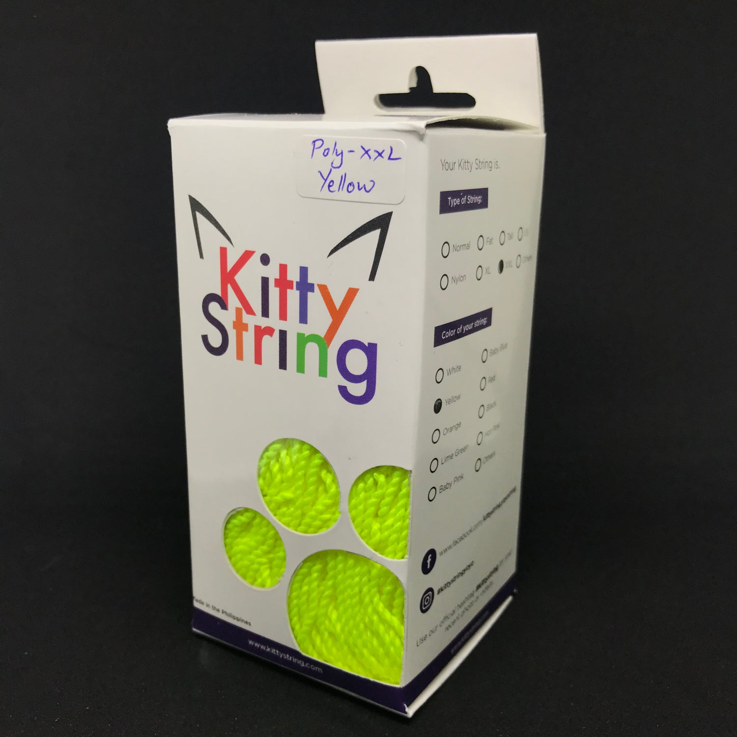 Image of Kitty String XXL (100 pieces)