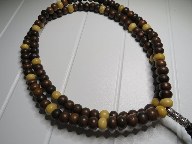 Image of Charity Edition Bone & Horn Mala Updated