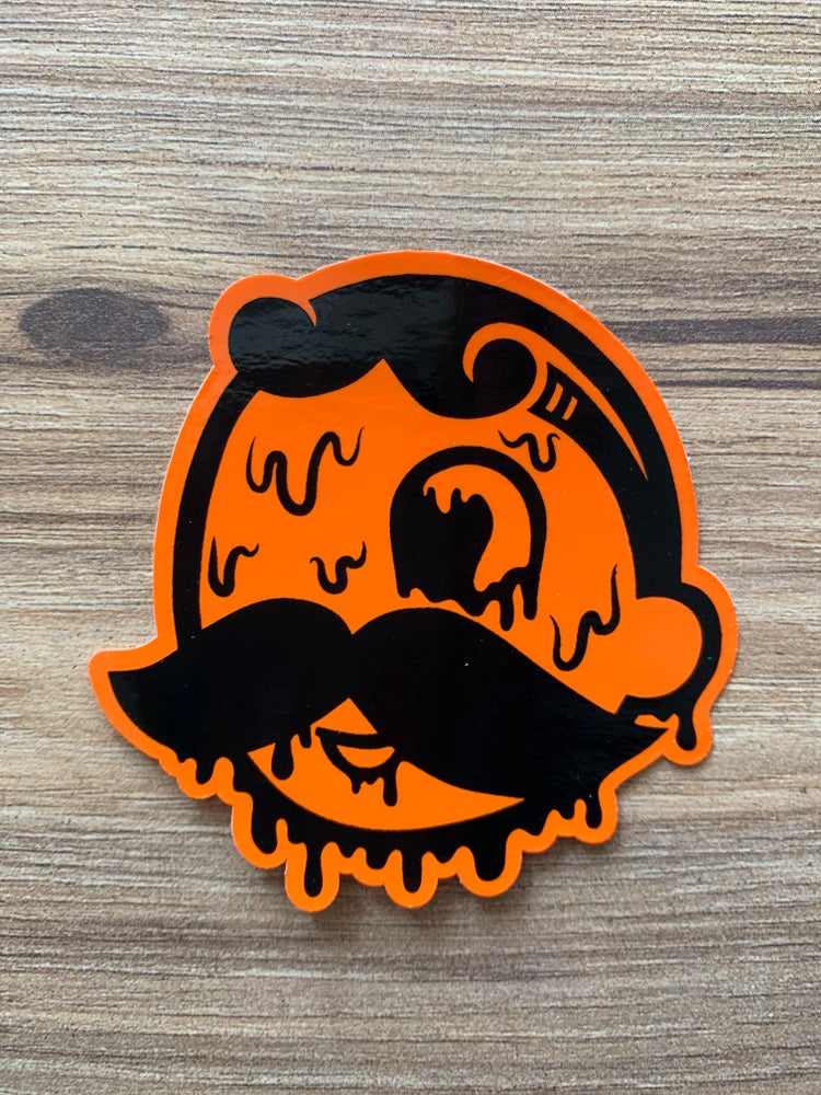 Image of Melty Boh stickers