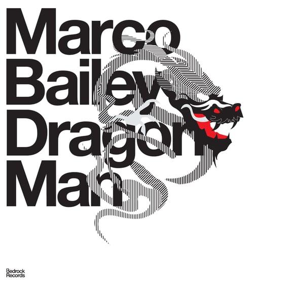 Image of Marco Bailey - Dragon Man 2xCD