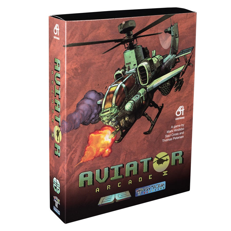 Image of Aviator Arcade II (Commodore 64)