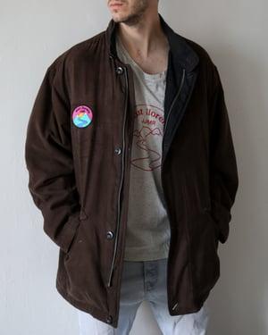 Jaqueta marró