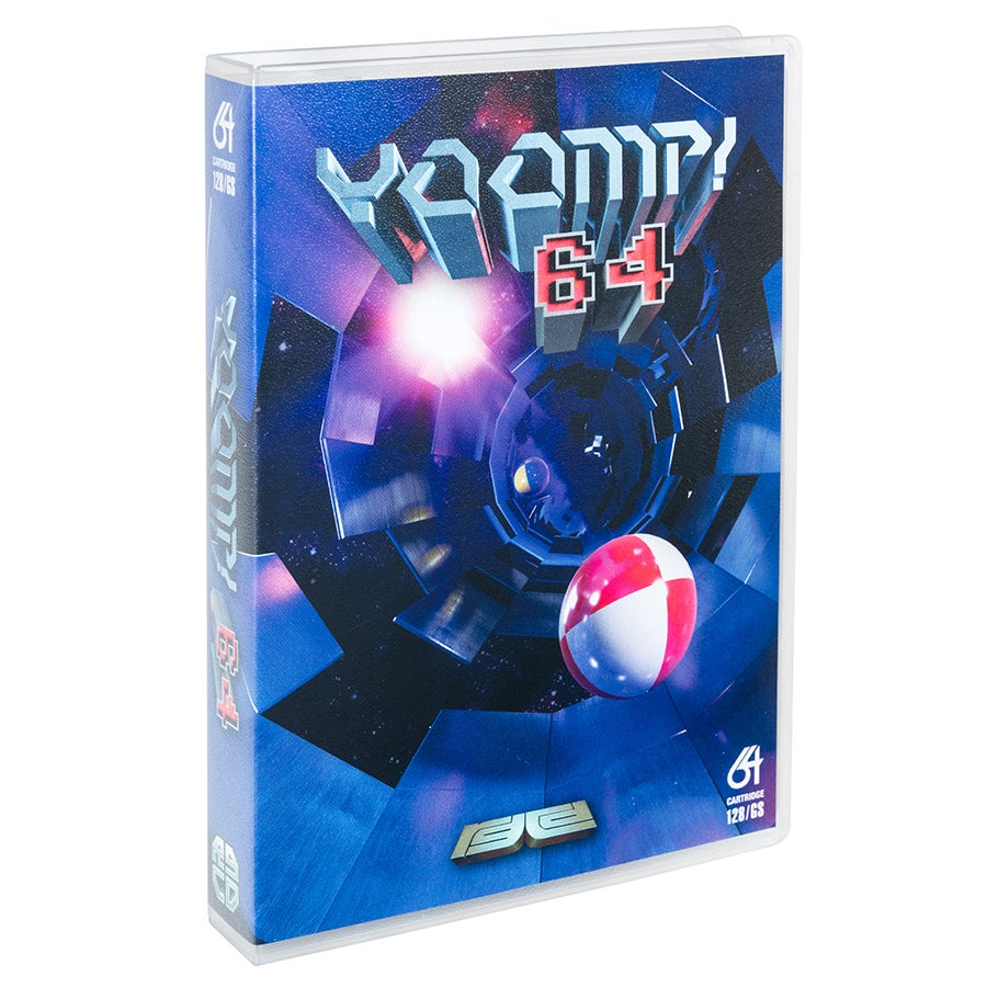 Image of Yoomp! 64 (Commodore 64) (PAL ONLY)