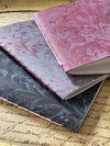 Marbled Notebooks Hearts Collection