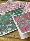 Marbled Notecards Assortment I