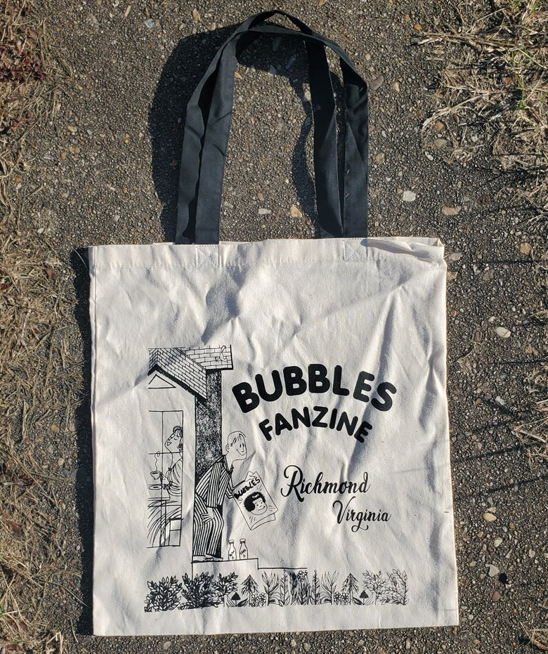 Image of Bubbles Tote Bag
