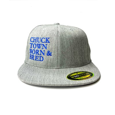 Image of Chucktown Born & Bred Fitted