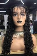 "Image 2 of 22"" Closure DeepWave Wig"
