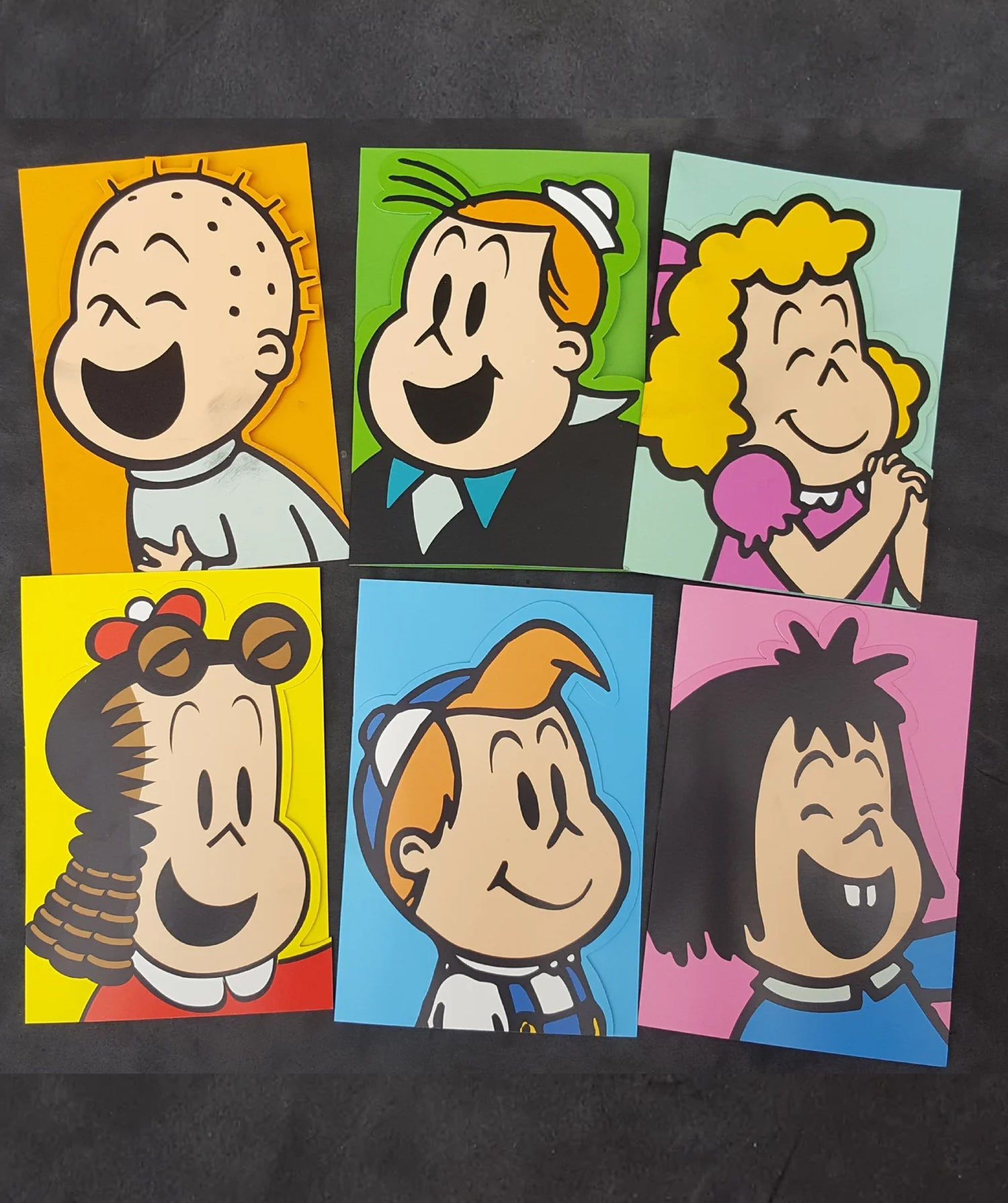 Image of Little Lulu Greeting Cards Pack (6, Blank)