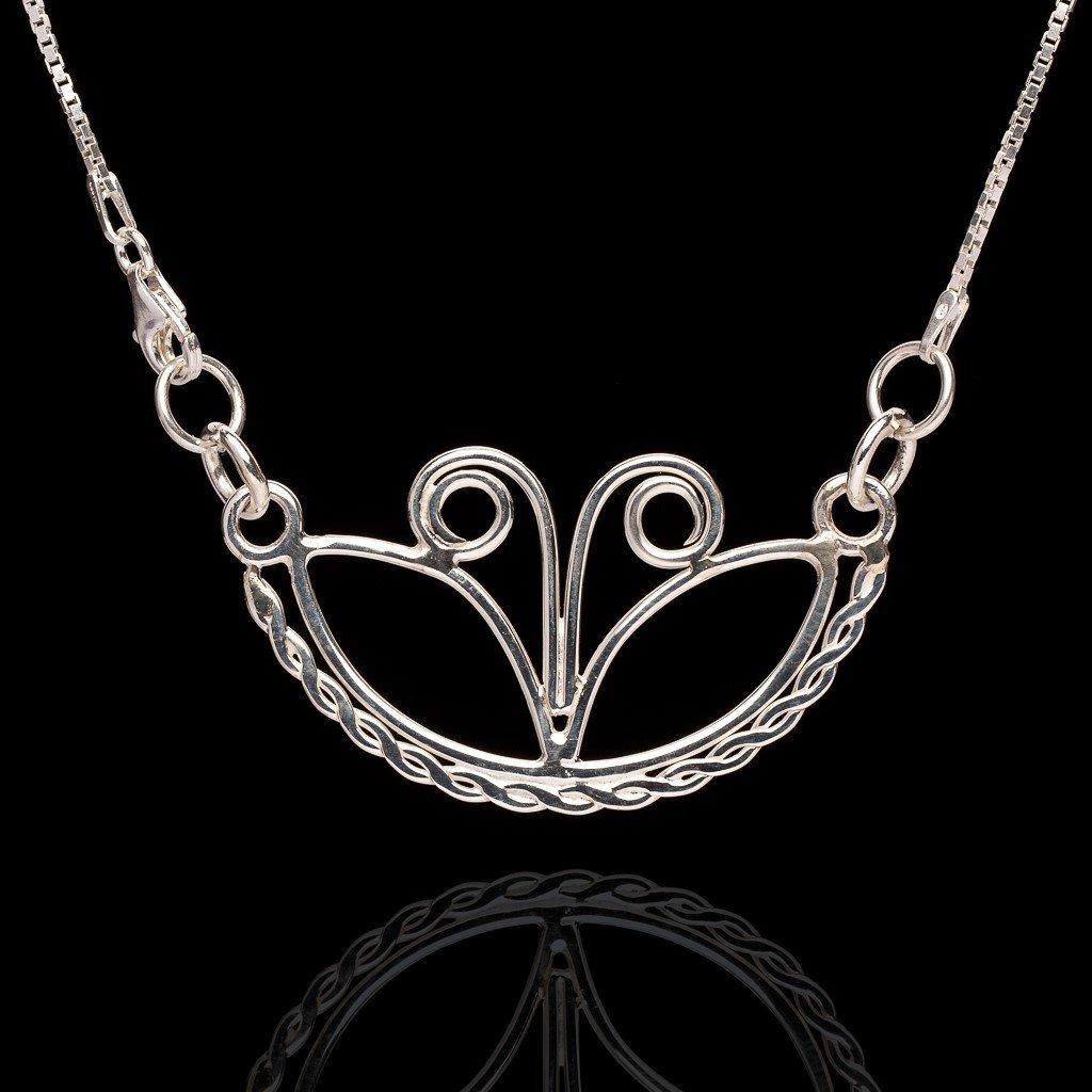 Image of Mahsosew naka wolastokiyik pendant