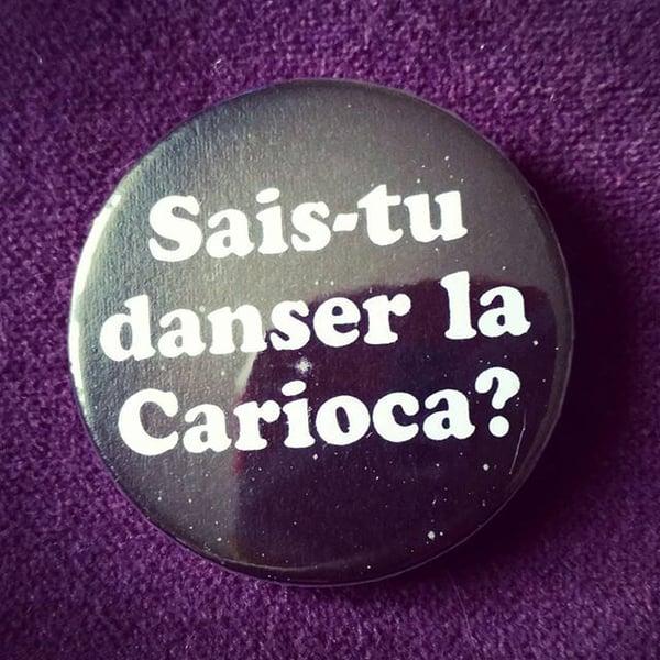 Image of badge la cité de la peur - carioca