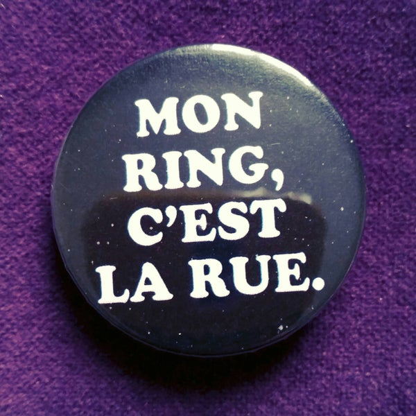 Image of badge rocky - mon ring