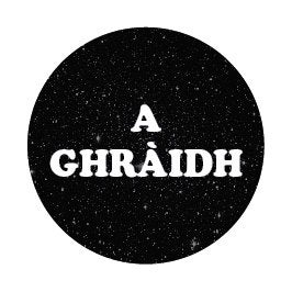 Image of badge outlander - a ghraidh