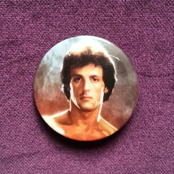 Image of badge rocky - rocky