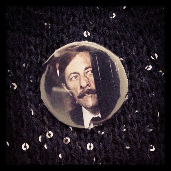 Image of badge jean rochefort