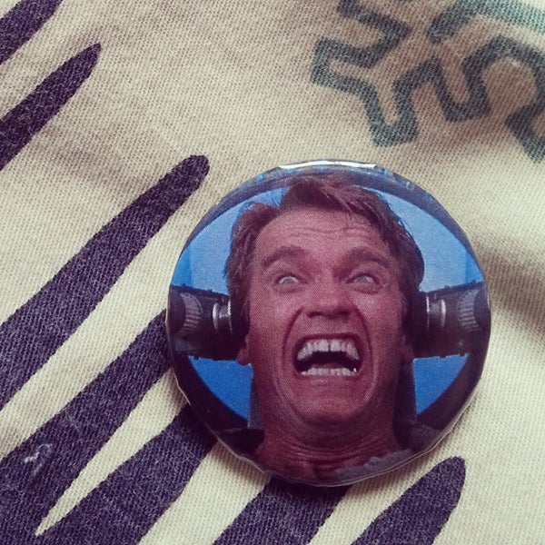 Image of badge total recall
