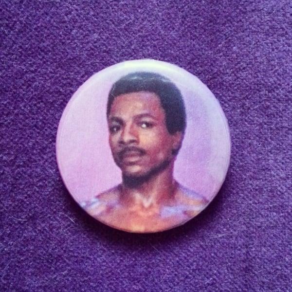 Image of badge rocky - apollo creed