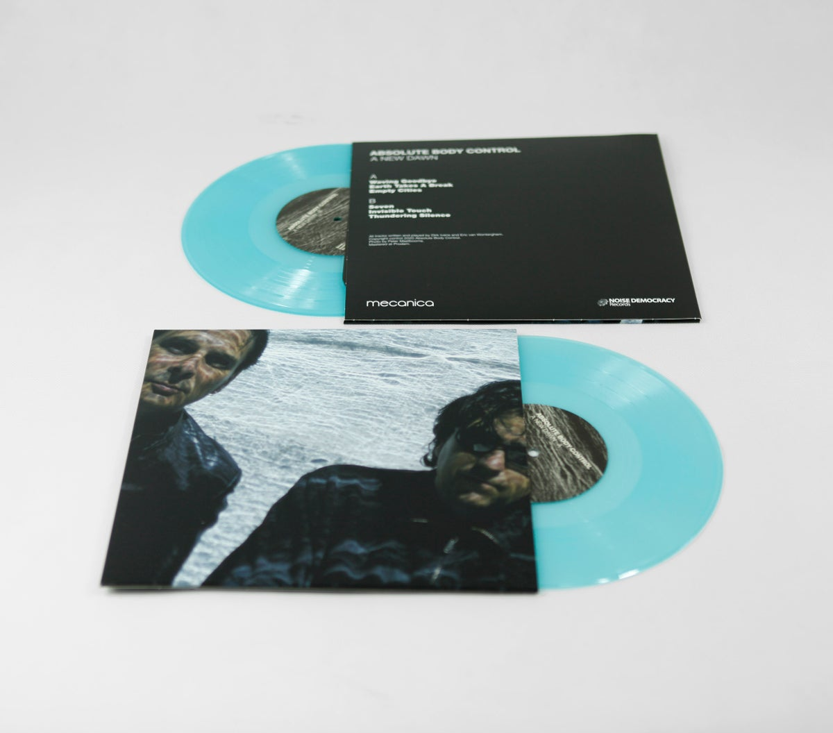 Image of Absolute Body Control - A New Dawn 10""