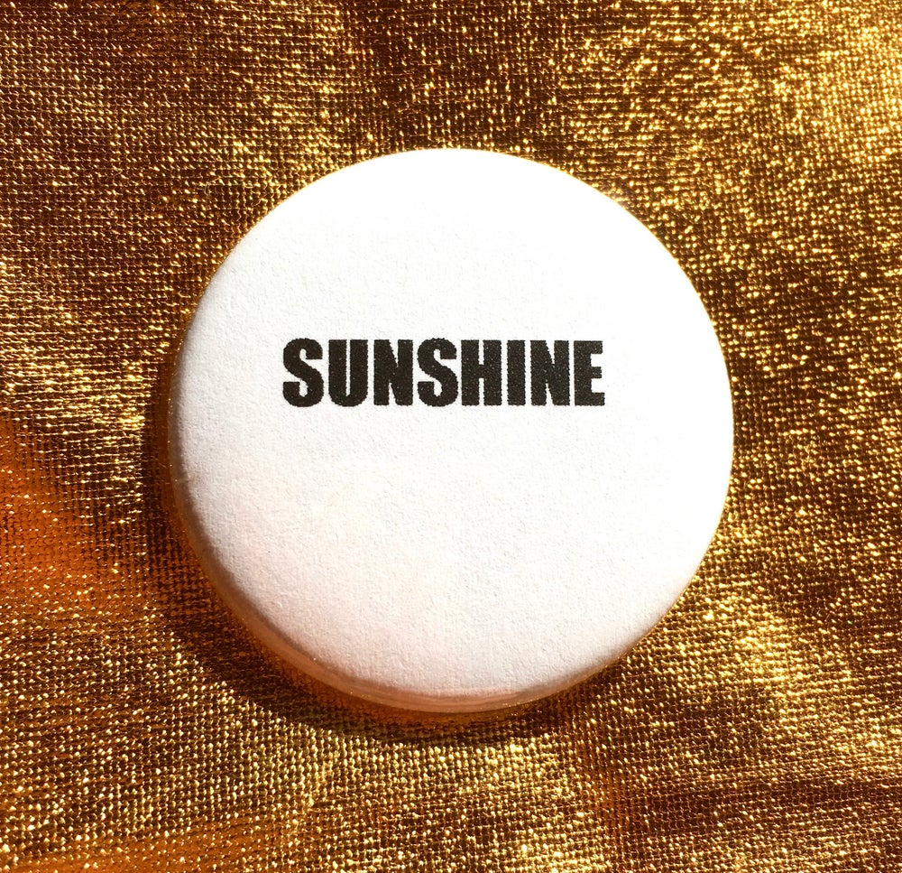 Image of Button #5 (Sunshine)