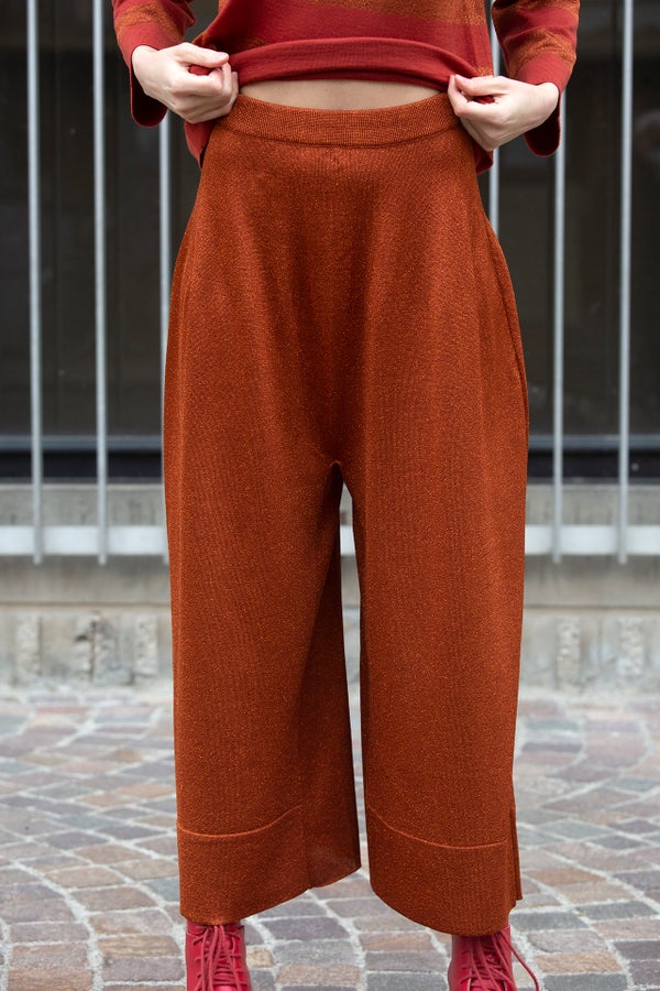 Image of Pantalone Lurex