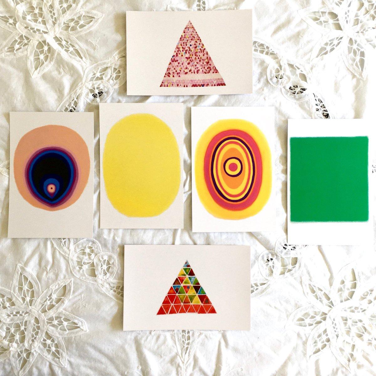 Image of Healing Image Postcard Set