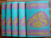 Image of Endless Canvas Zine - Issue #3 - Jaut / Bvrs Limited Edition