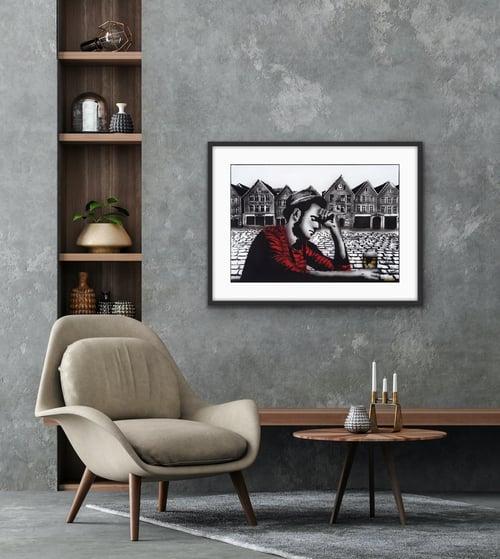 Image of HammER - Bergen B&W