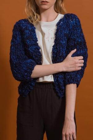 Image of Knitting Pattern - Perth Cardigan