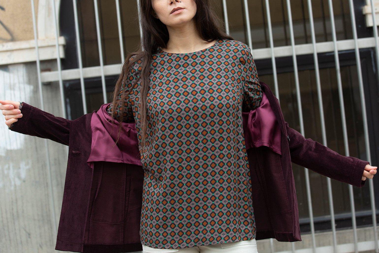 Image of Blusa Stampa