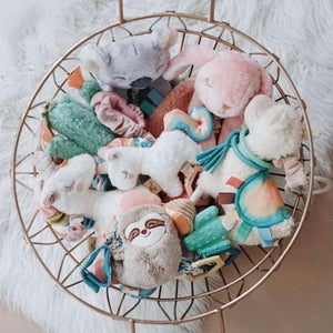 Image of [Q3 2021 Restock] KOALA Itzy Lovey Plush & Teether Toy