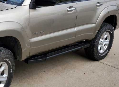 Image of Terrain 4wd rock sliders Toyota 4runner 04-09