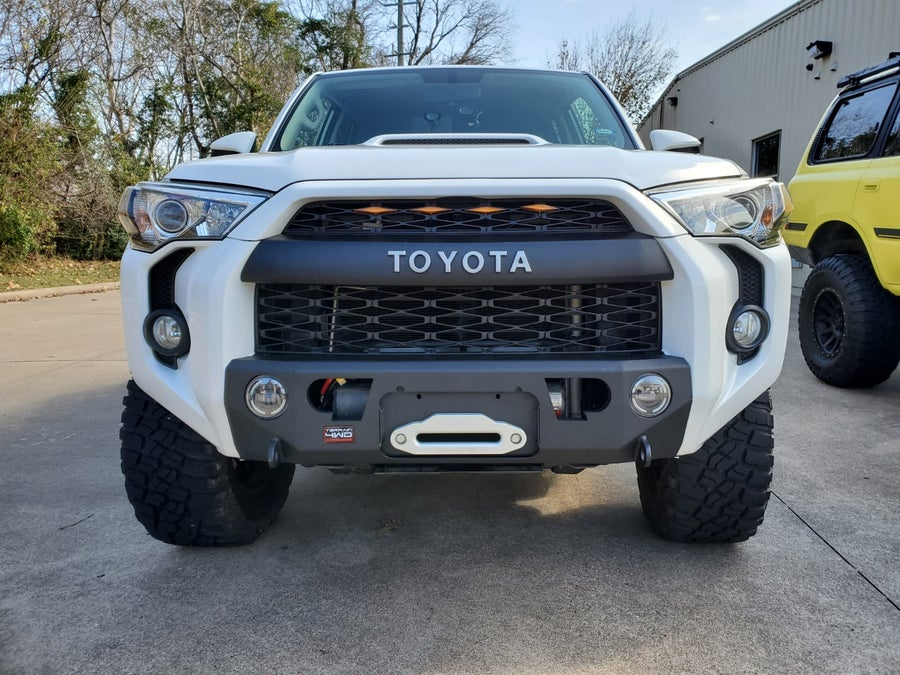 Image of Terrain 4wd Low front bumper Toyota 4runner 2014+