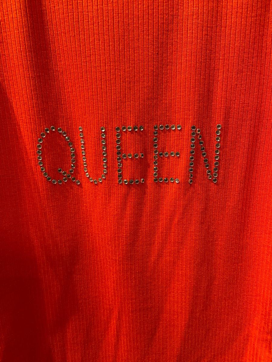 """Image of """"Queen"""" Shirt"""