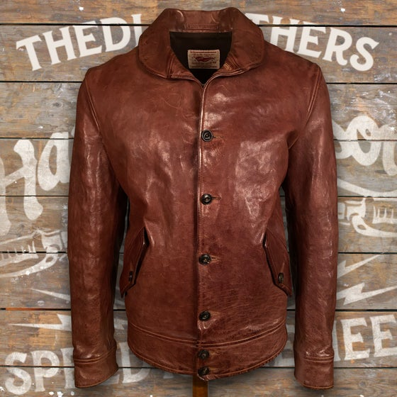 Image of THEDI LEATHERS JACKET MTC-127913
